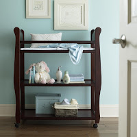 Graco baby changing table #review