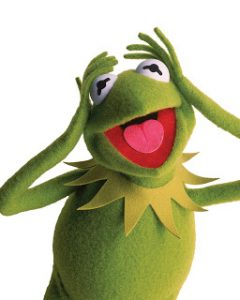 Big Movie Preview: Q&A with Kermit!
