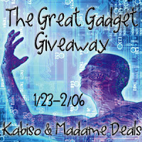 #Bloggers: Join The Great Gadget Giveaway!