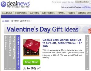 Over 200 tech deals and more on dealnews!