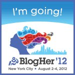 We're announcing our 2nd #BlogHer sponsor!