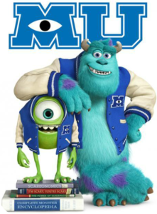 Fun Monsters University summer BBQ recipes for the family