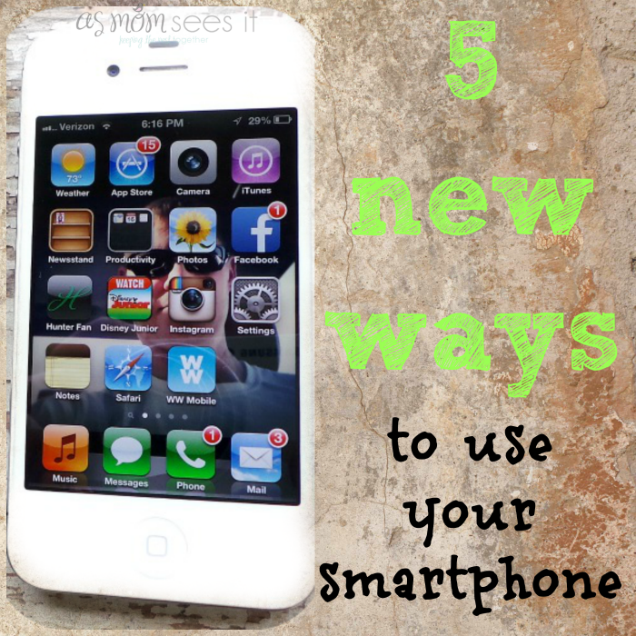 5 new ways to use your smartphone