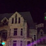 Halloween haunts at the Ohio State Reformatory in Mansfield