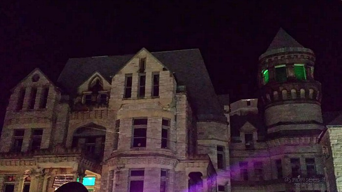 Spend Halloween At The Ohio State Reformatory in Mansfield: Shawshank Redemption Prison