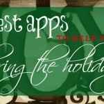 5 best holiday apps to help #VZWVoices #Save