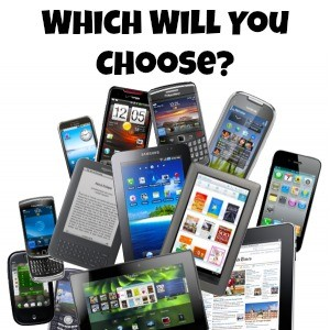 Choose Your Gadget Giveaway!