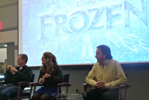 Disney Frozen Director & Producer