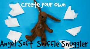 Angel Soft Facial Tissues: Make Your Own Sniffle Snuggler For Allergy Season