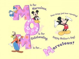 Cheer Up Your Mom With A #Disney #MothersDay!