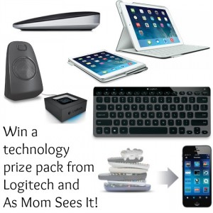 Logitech Office Upgrade For Mother's Day! #Giveaway