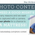 Need A Good Night's Sleep? Enter To Win A Nature's Sleep Memory Foam Mattress! #NSAmbassador