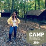Going Back In Time: A Weekend At #CampThrowback
