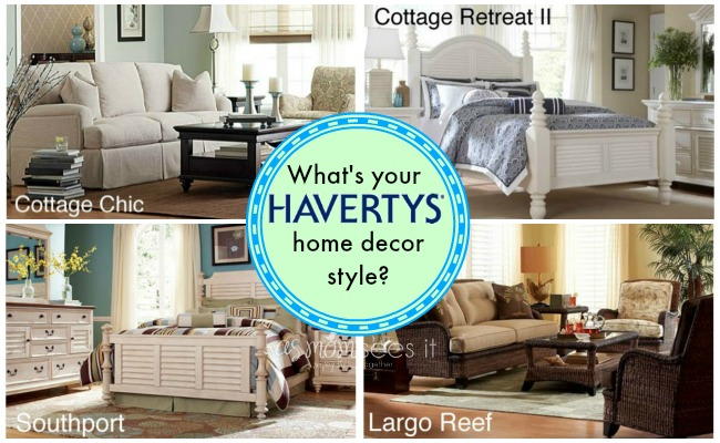 an easy way to find out your home decor style as mom
