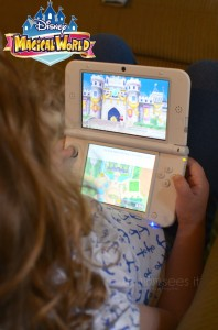 Disney Magical World For Nintendo 3DS: Game Play For All Ages