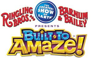 Built To Amaze! Ringling Bros And Barnum & Bailey On Tour