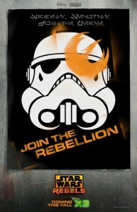 Use The Force At Walmart To #SparkRebellion With Star Wars Rebels