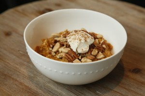 Why I Celebrated National Oatmeal Day In Bed