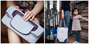 Eco Chic Handbags From Canopy Verde