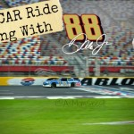 Our NASCAR Ride Along With Dale Earnhardt Jr.