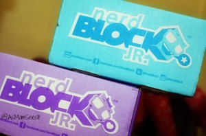 Nerd Blocks: Toy Subscription Box For Our Littlest Nerds