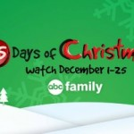 ABC Family's 25 Days Of Christmas Has Begun! Get The Schedule Here