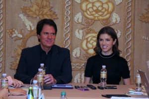 EXCLUSIVE Interview With Anna Kendrick And Director Rob Marshall #IntoTheWoodsEvent