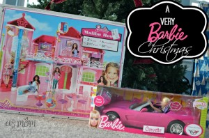 All Things Barbie This Holiday Season: Relive Your Childhood #Giveaway