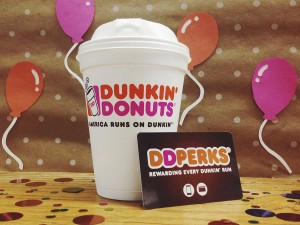 Dunkin' Donuts Coffee Lovers Receive #DDPerks Free This Week Only