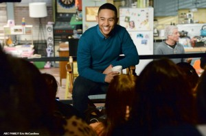 Interviews With The Cast Of ABC Family's #Baby Daddy #ABCFamilyEvent