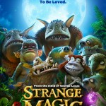 Lucasfilm's Strange Magic Family Activity Sheets