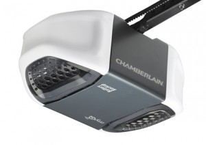 Chain Driven Garage Door Opener vs. Our Chamberlain Belt Driven Garage Door Opener