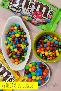 Sunday Funday with the #OSCARS and Red Carpet Tips From M&Ms