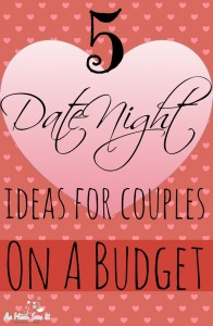 5 Valentine's Day Date Night Ideas For Couples On A Budget