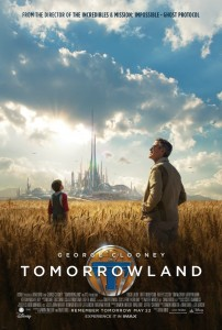 I've Seen The Future; It Has George Clooney: Disney's Tomorrowland