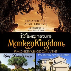 An Epic Disney Adventure: Monkey Kingdom #MonkeyKingdomEvent