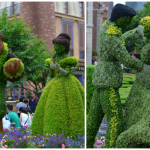 Epcot's International Flower & Garden Festival #MonkeyKingdomEvent