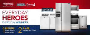 HH Gregg And Maytag Salute Everyday Heroes #HHGhero