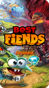 Get Ready For Your Next App Addiction: Best Fiends