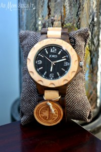 Father's Day Gift Idea: The Unique Style Of A Jord Wood Watch