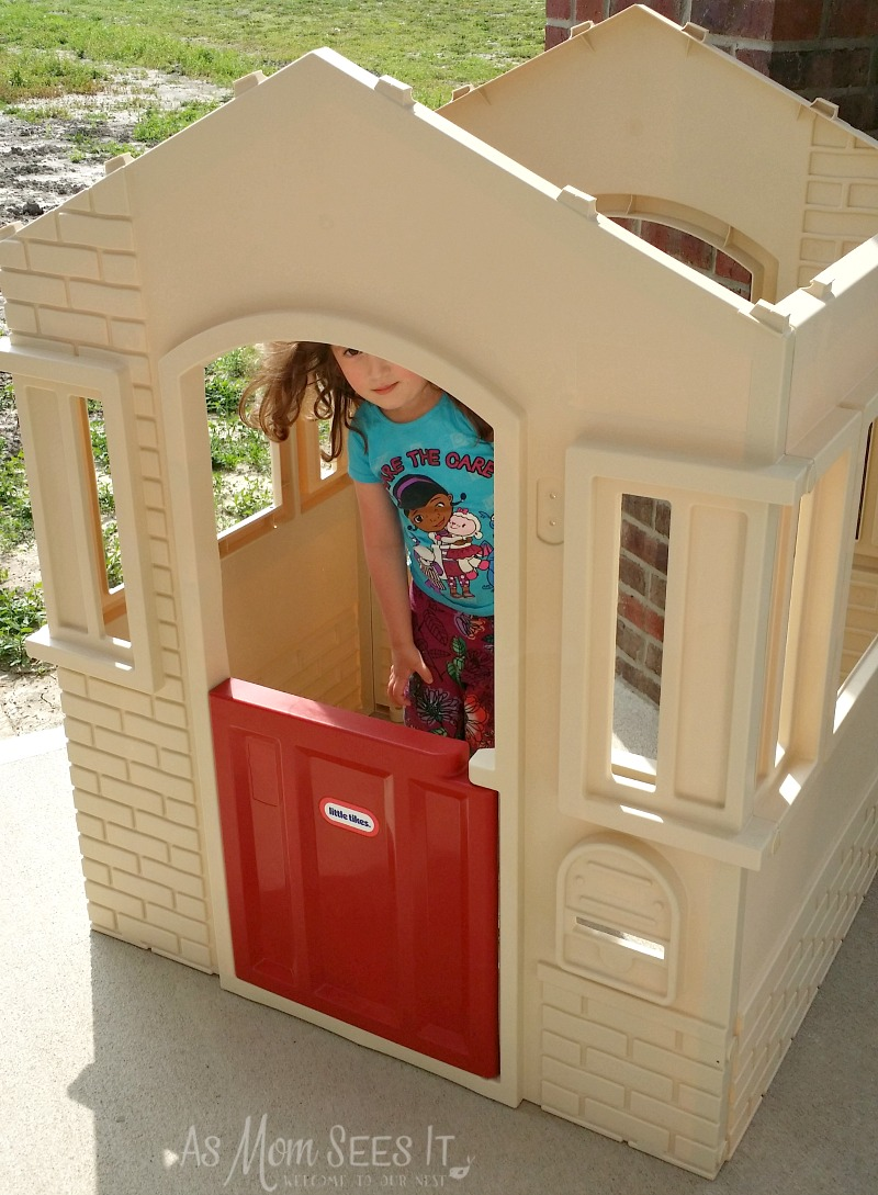 Outdoor Little Tikes Playhouse Craigslist Bing Images