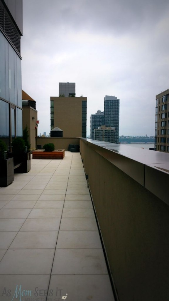Homewood Suites New York City Balcony