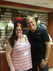 Exclusive! Disney Descendants Director Kenny Ortega #DescendantsEvent