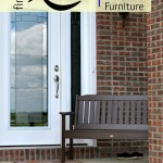 Finding Some Zen: Highwood USA Lehigh Garden Bench Review And Exclusive Promo Code