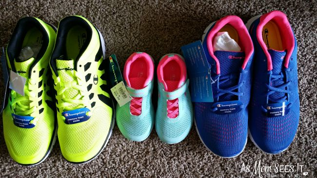 Payless shoes for the family