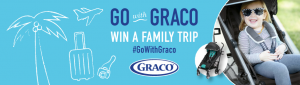 Go With Graco #Sweepstakes For The Family That Loves To Travel