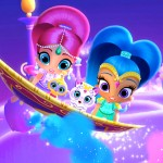 Nickelodeon's New Series For Preschoolers, Shimmer And Shine, Debuts This Month