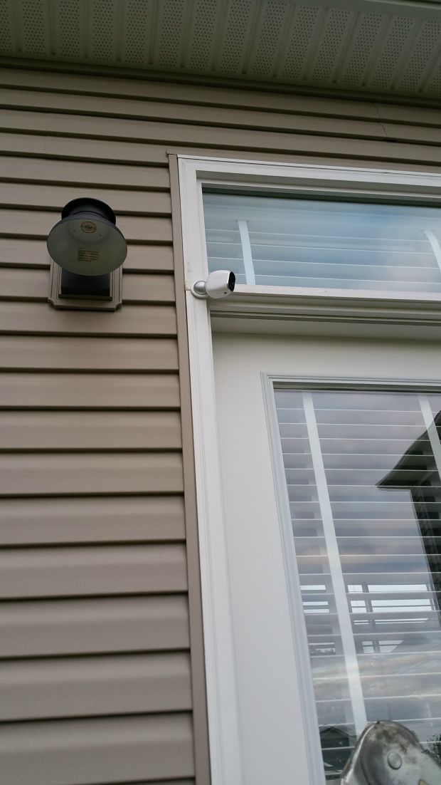 Netgear Arlo Home Security