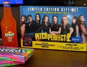 "The Pitches Are Back! ""Pitch Perfect 2"" Blu-ray Combo Pack Release #ThePitchesatWMT"