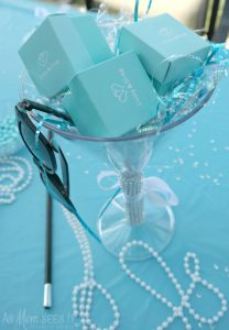 Themed Bridal Shower: Breakfast At Tiffany's